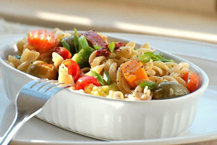 Perfect Pasta Salad: