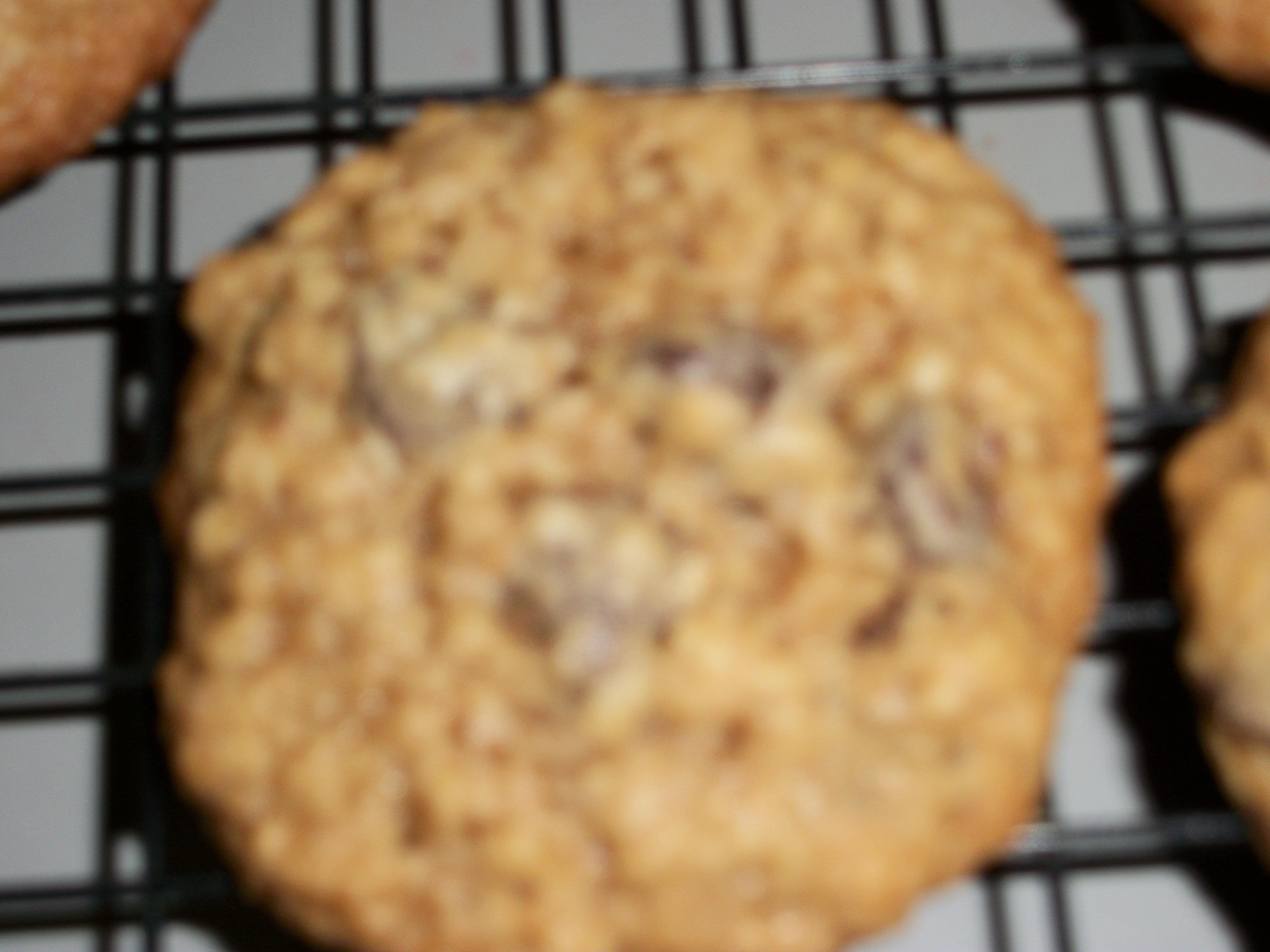 Heavenly Oatmeal Raisin Cookies