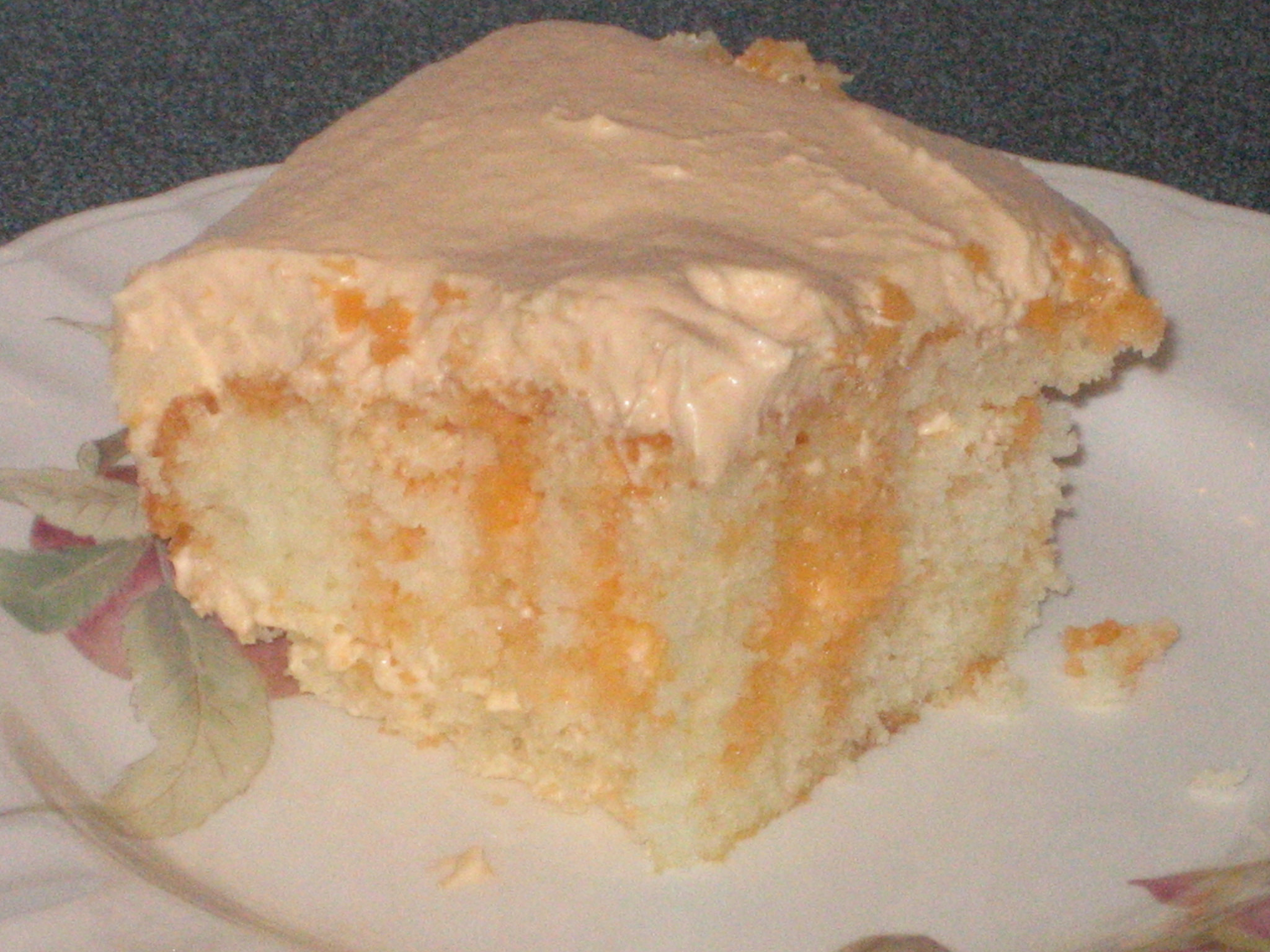 Dreamsicle Lovers Cake