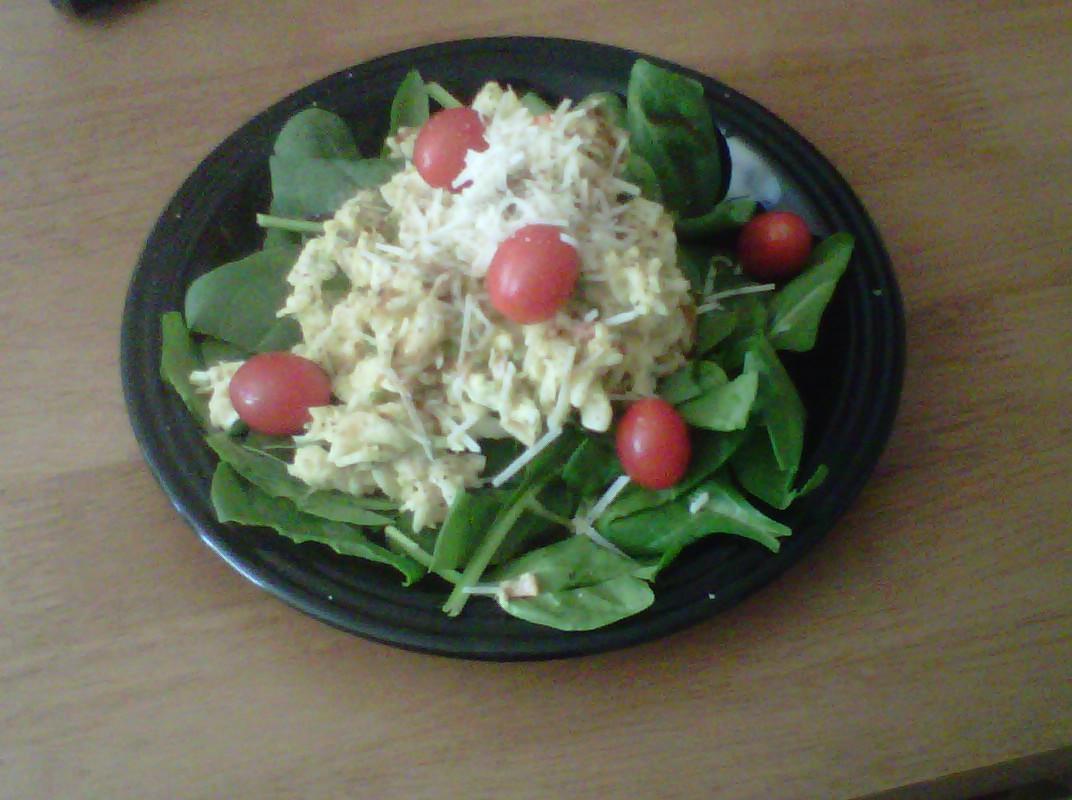 Still Another Tuna/Pasta Salad…….(Mom's Tuna Salad)
