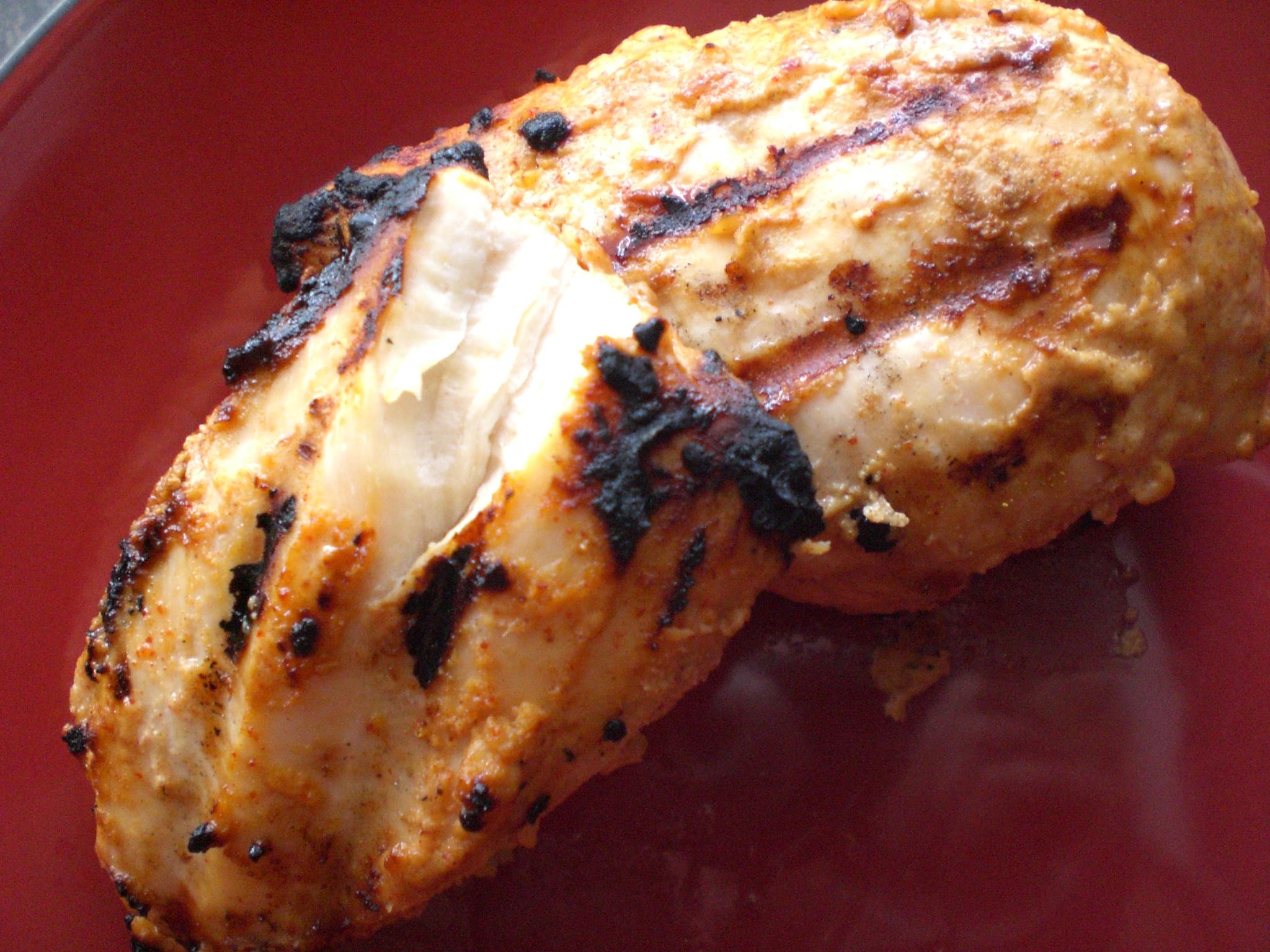 Yummy Yogurt Marinated Chicken Recipe