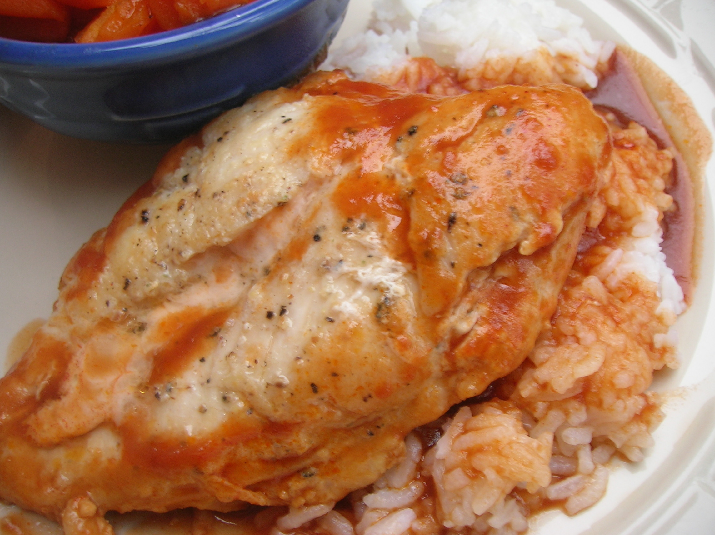 Diet Cola Chicken Recipe