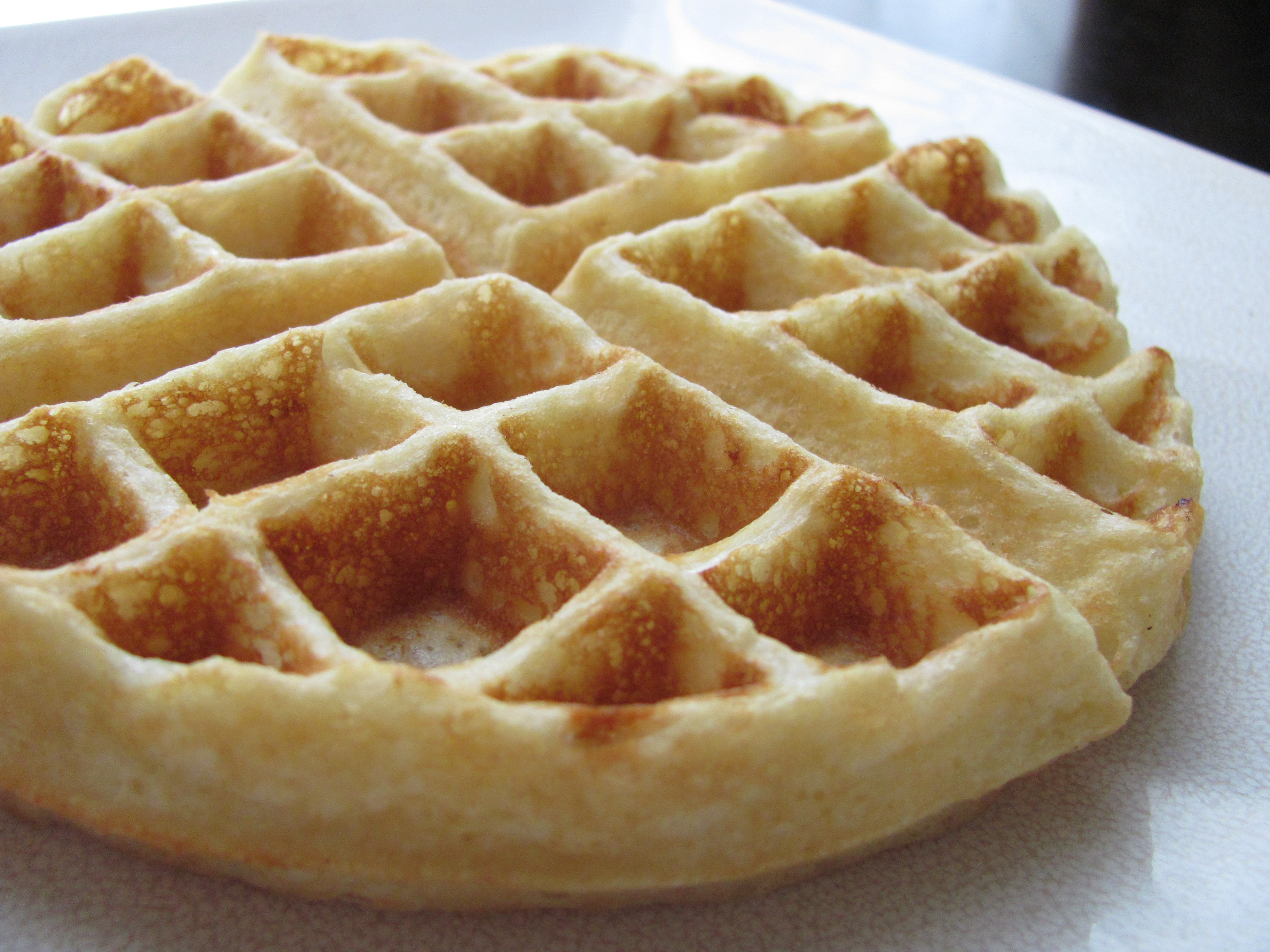 The Best Ever Waffles Recipe