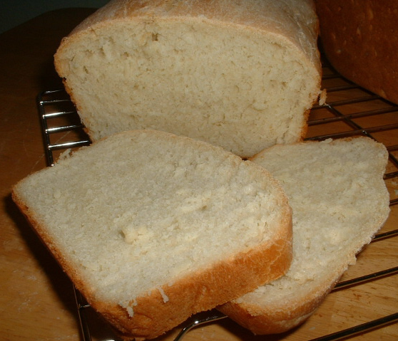 White Batter Bread