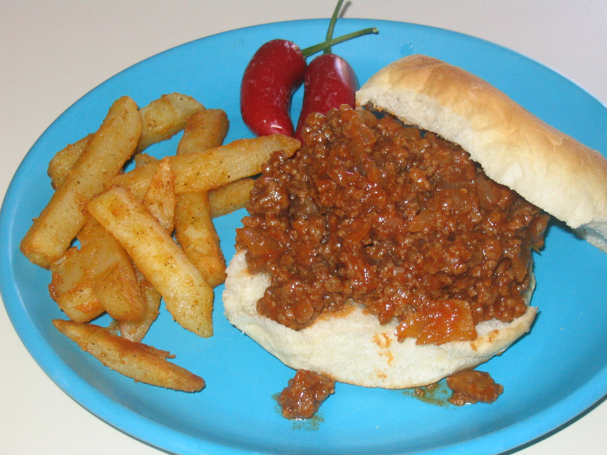 Dana's Sloppy Joes Recipe