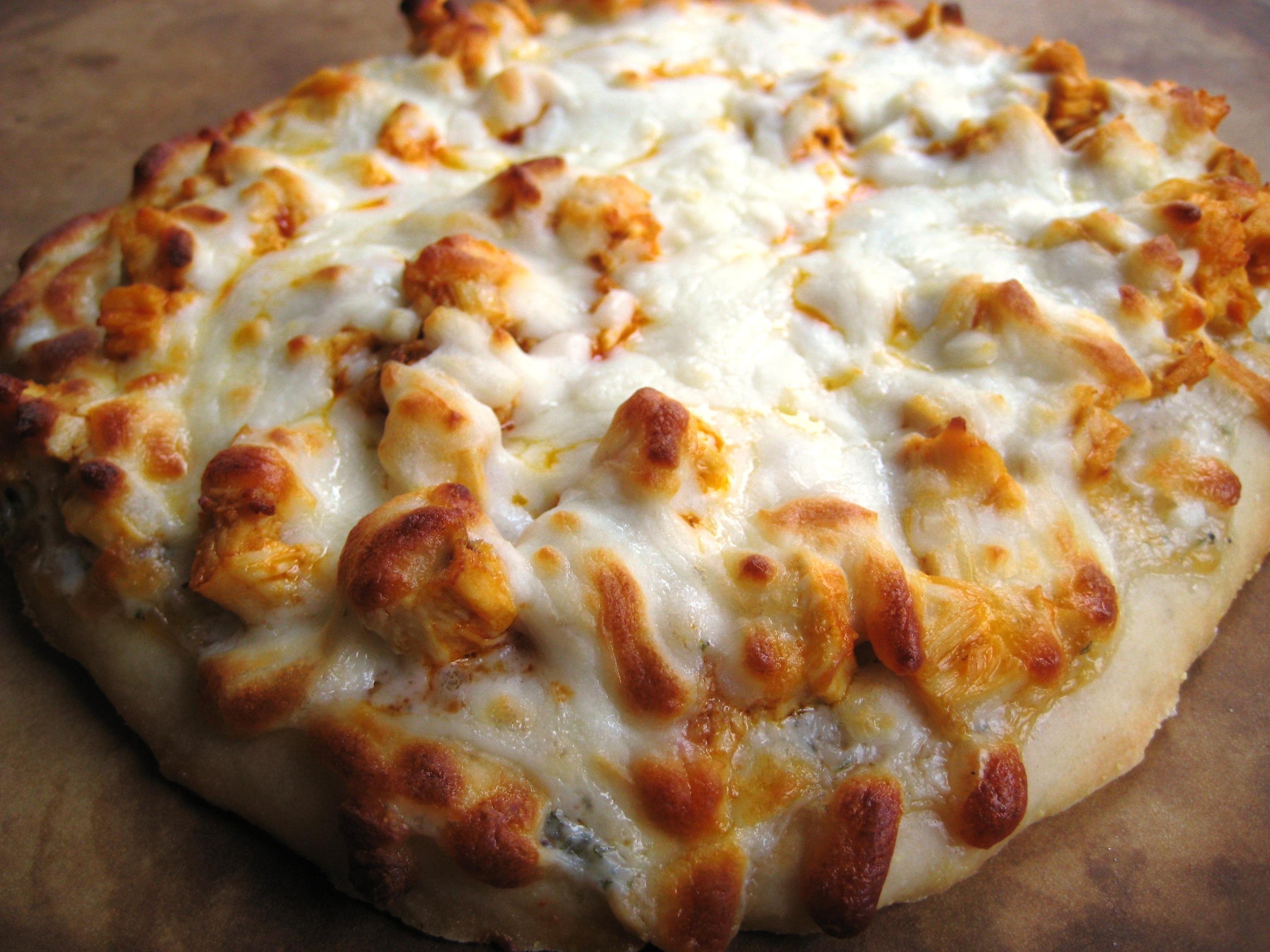 Great Buffalo Chicken Pizza