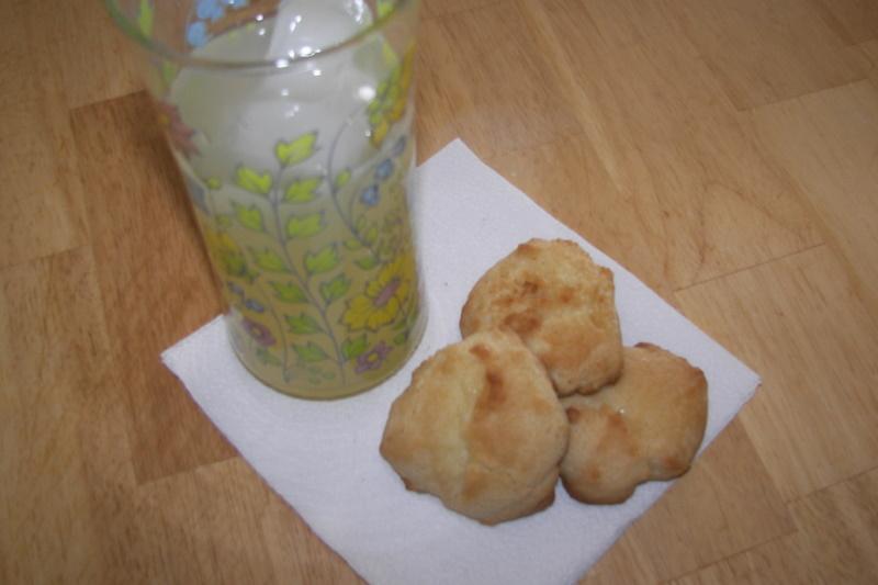 Soft Summer Lemonade Cookies