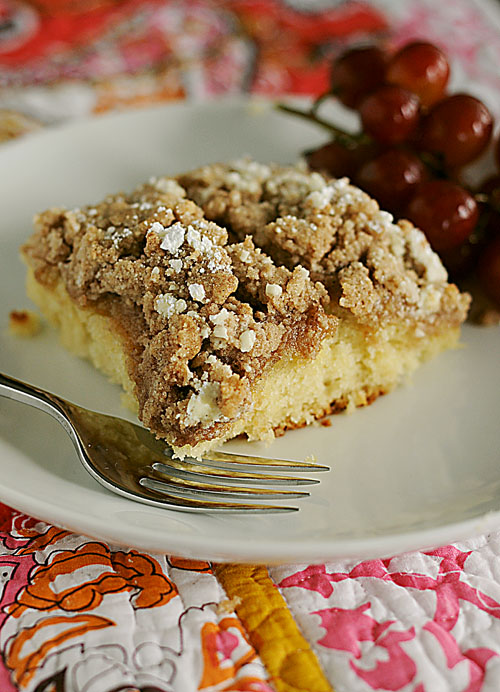New Jersey Crumb Cake Recipe