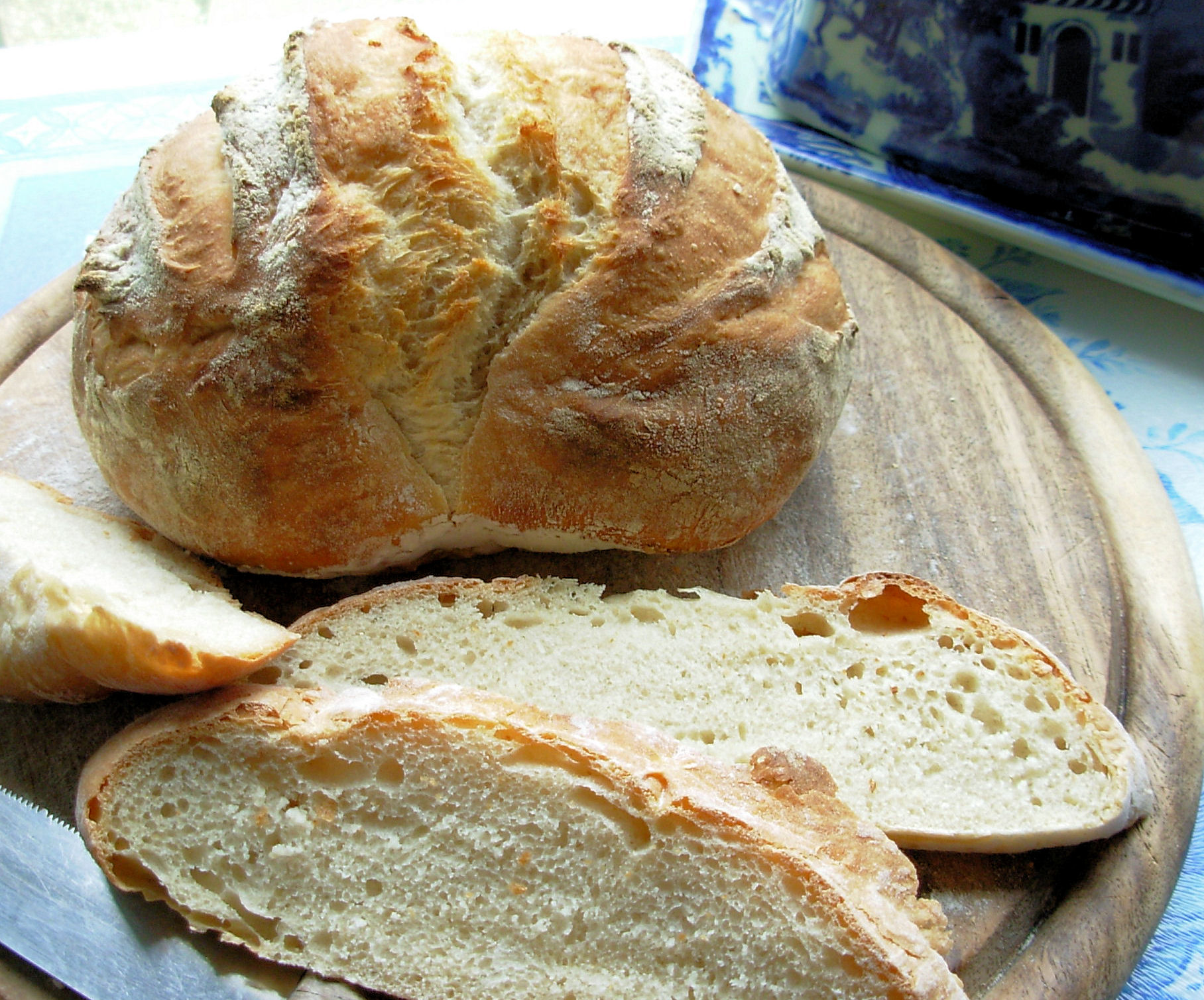 Our Daily Bread in a Crock – Weekly Make and Bake Rustic Bread