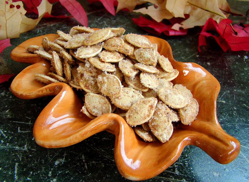 Pumpkin Pie Seeds Recipe