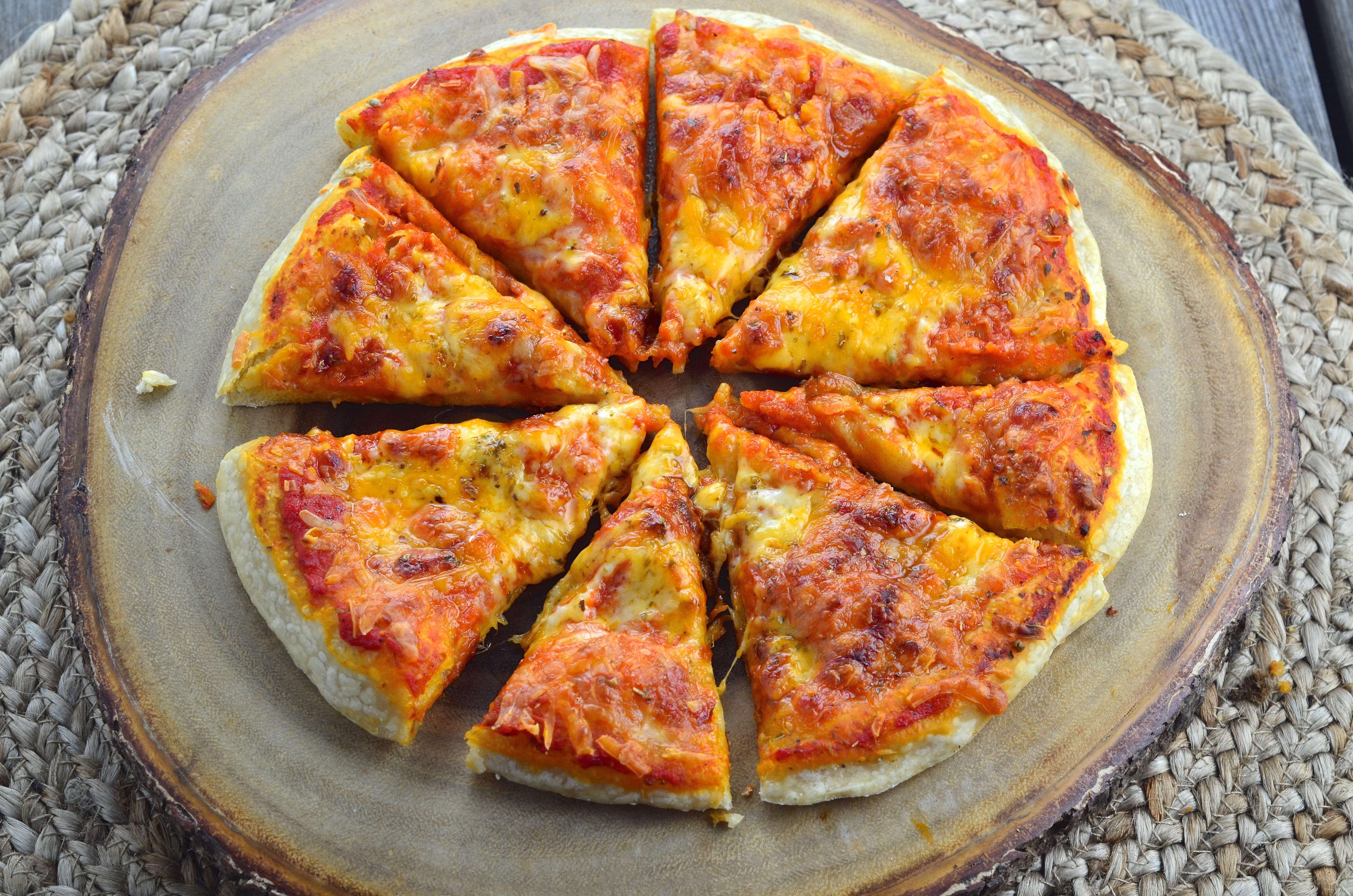 Easy Peezy Pizza Dough (Bread Machine Pizza Dough)