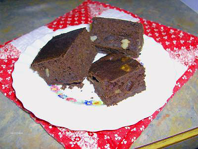 Fudgy Low-Fat Brownies Recipe