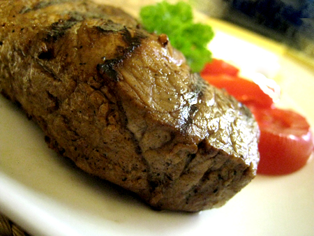 Steak Marinade, Quick and Easy Recipe
