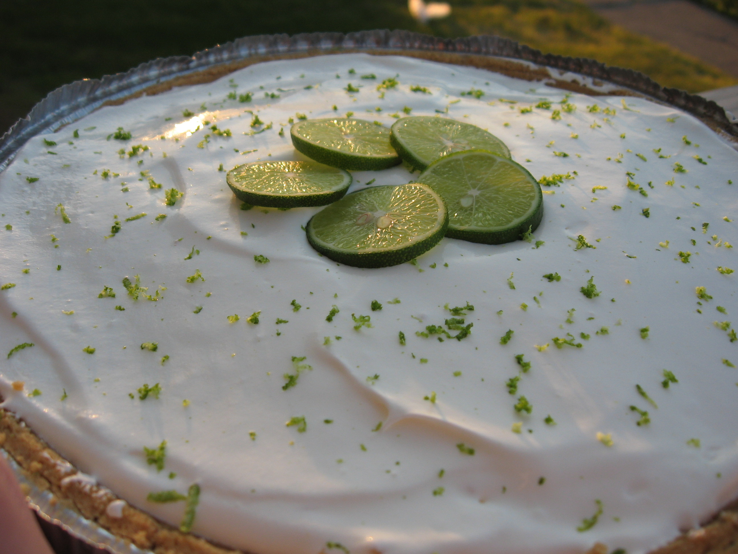 Nummy Easy Key Lime Pie