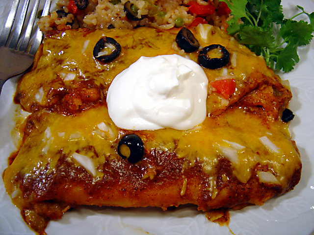 Texas Red Enchilada Sauce Recipe