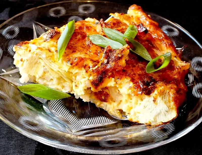 Rice and Artichoke Hearts Baked Recipe