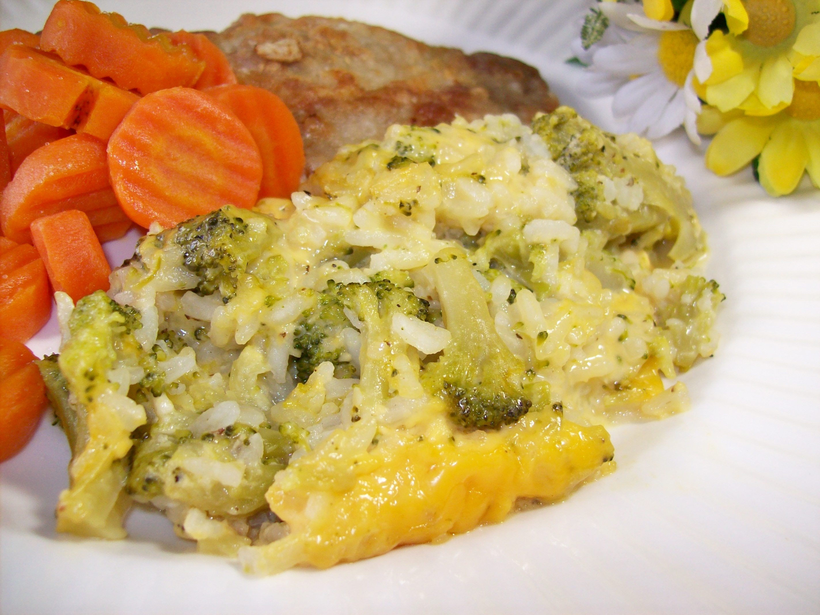 Healthy Broccoli Rice Casserole Photos And Broccoli Rice Casserole Recipes Genius Kitchen