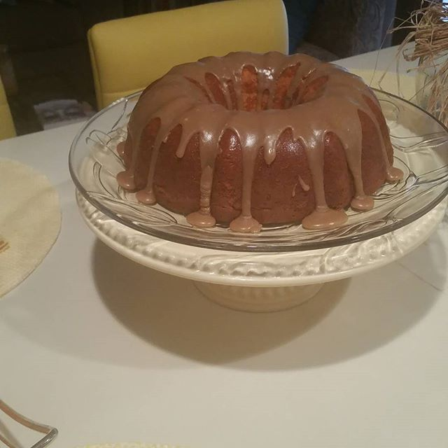 Caramel Cake Frosting / Icing