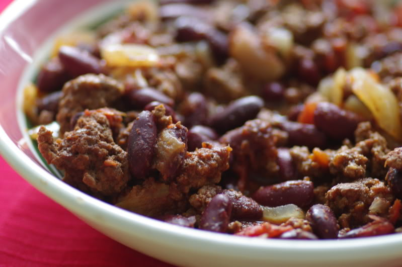 Debbie's Crock Pot Chili Recipe
