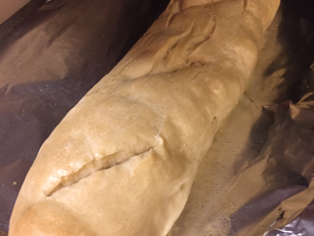 Basic Machine French Bread Recipe