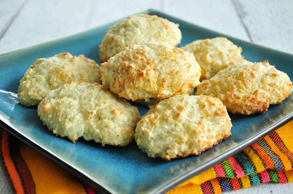 Downunder Cheese Puffs
