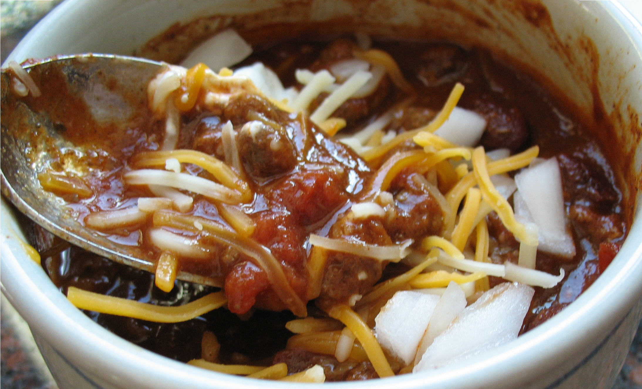 Kelly's Chili