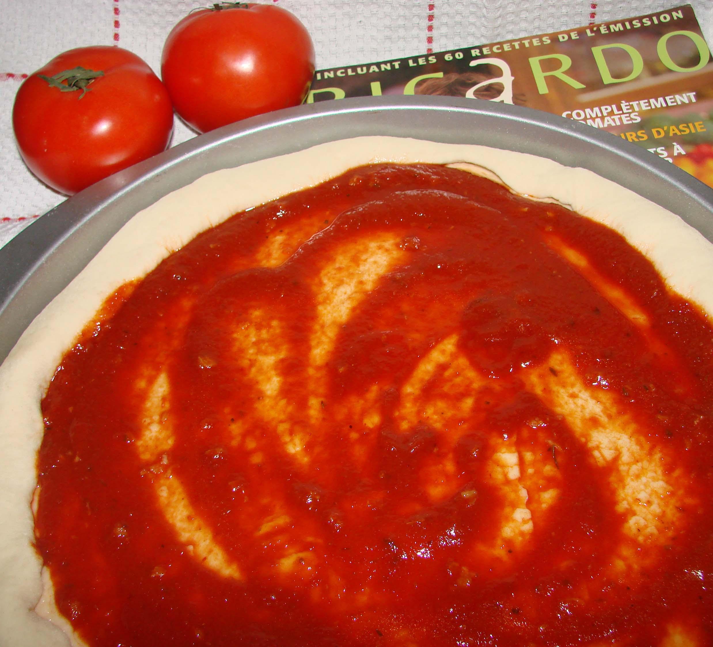 Pizzeria Pizza Sauce