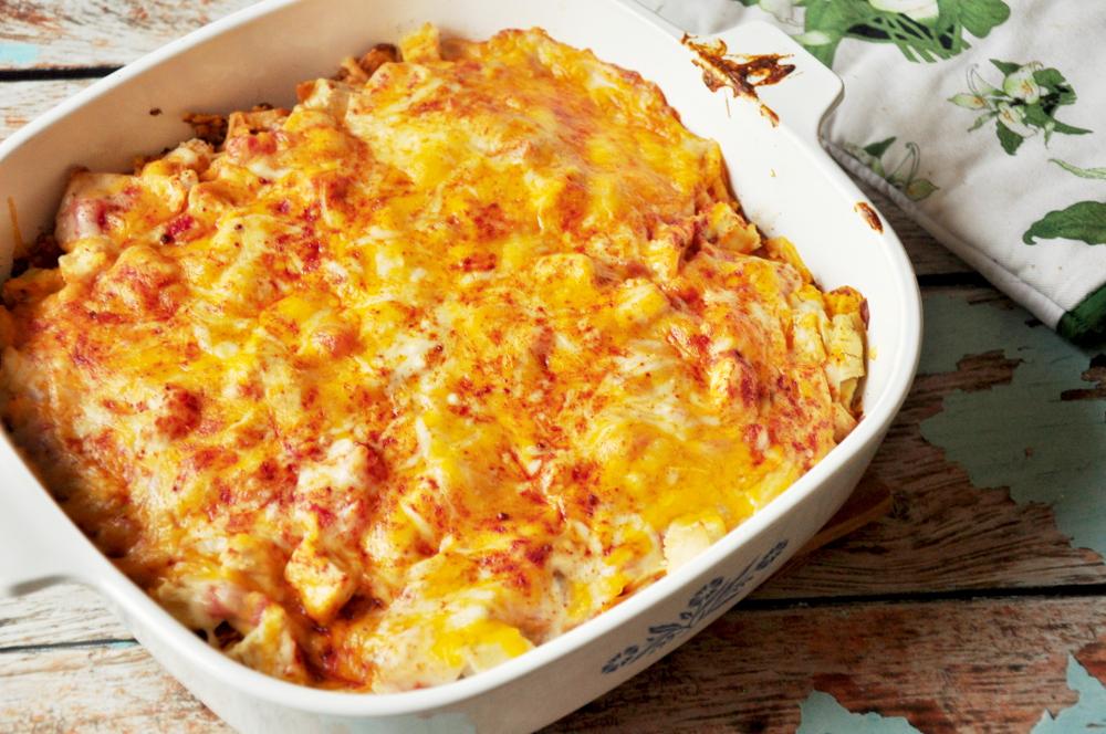 My Favorite King Ranch Chicken Recipe