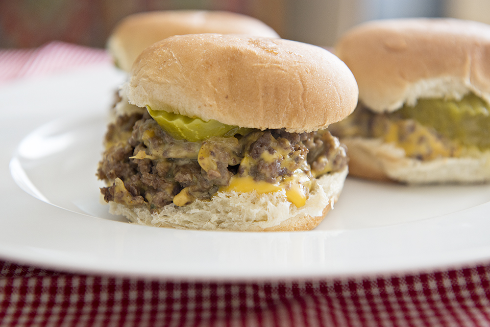 They Could Be Sliders (If Eaten With Eyes Closed) – White Castle