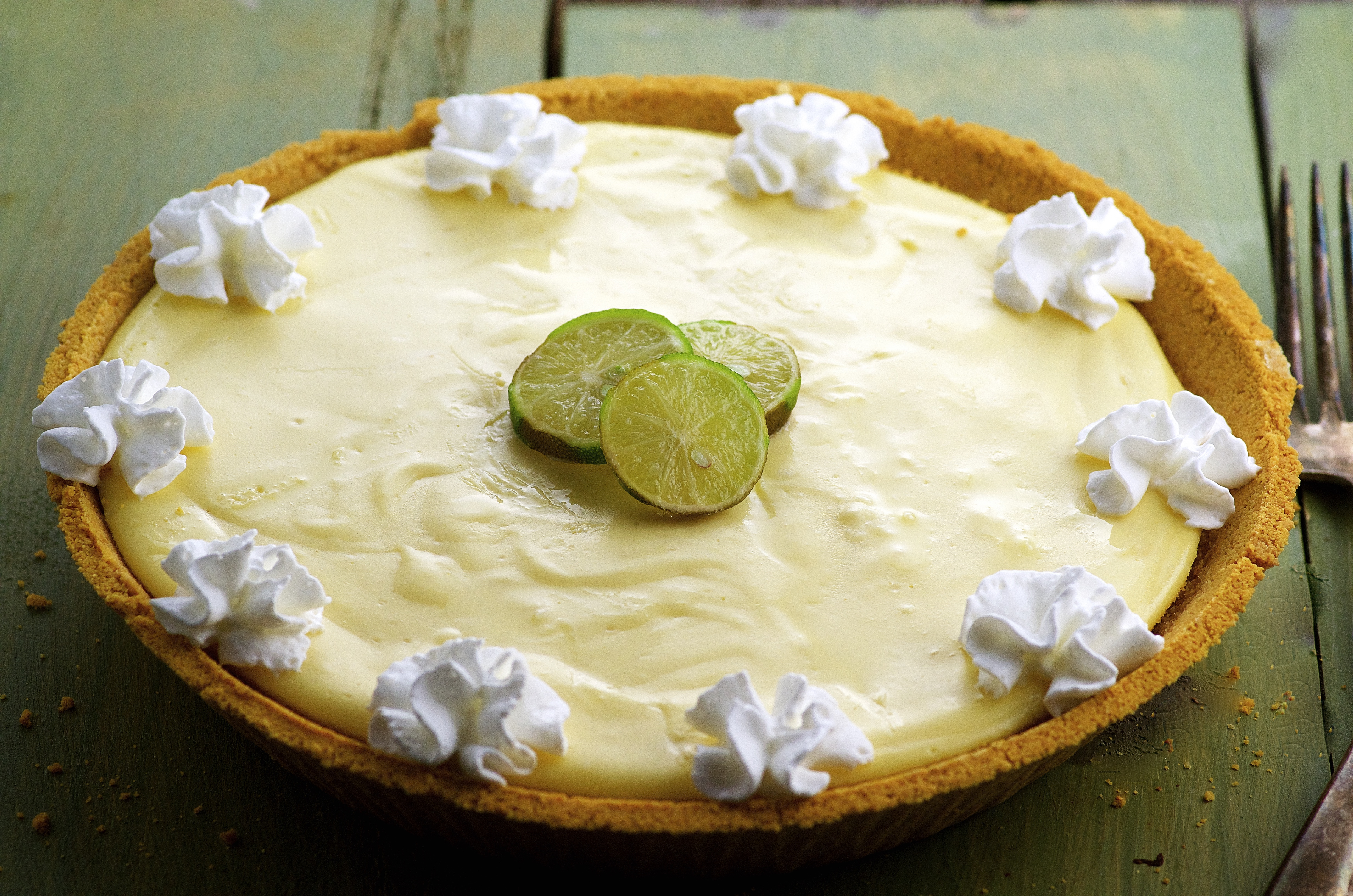 Sandra's Key Lime Pie