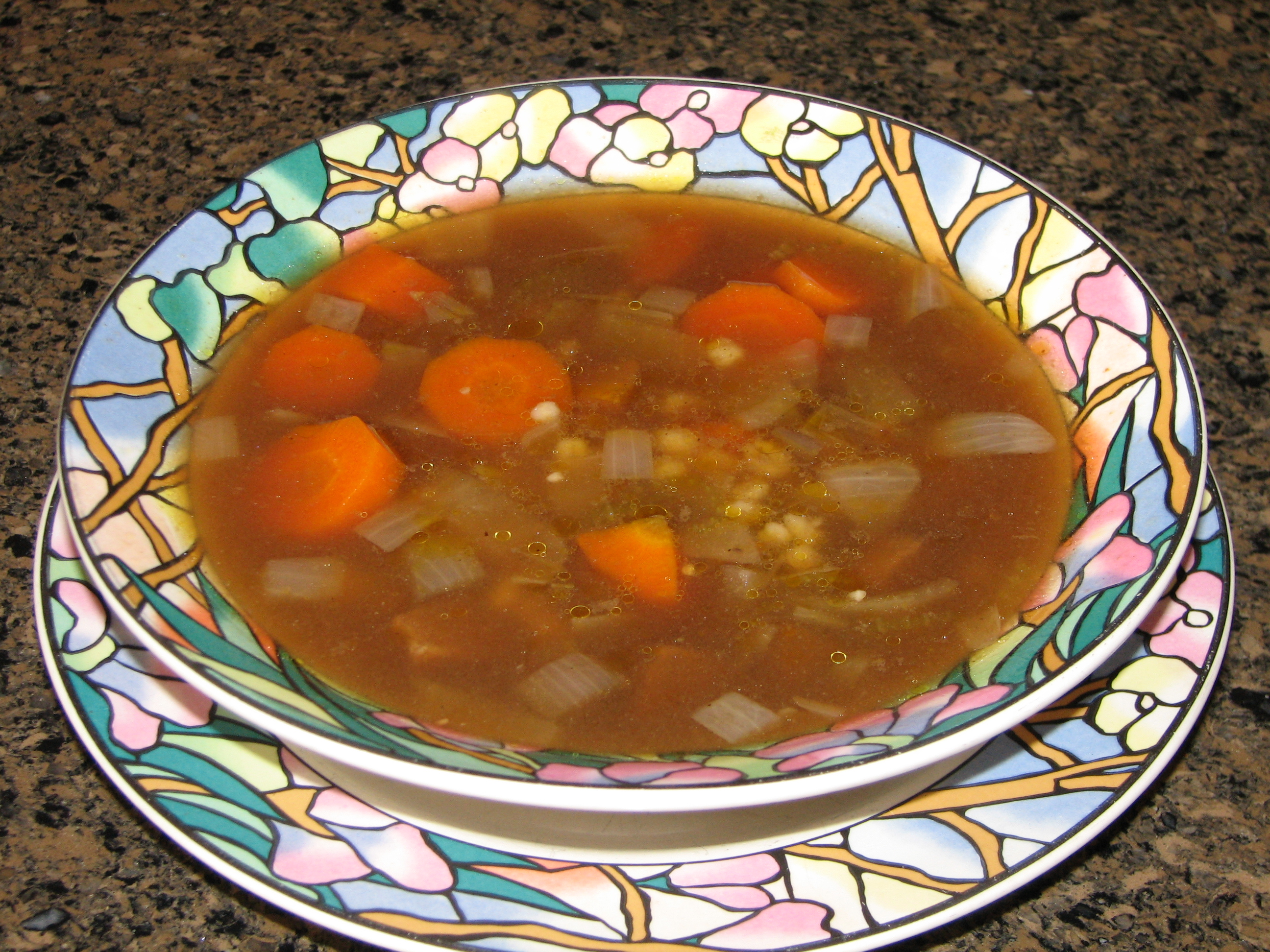 Best Beef Barley Soup