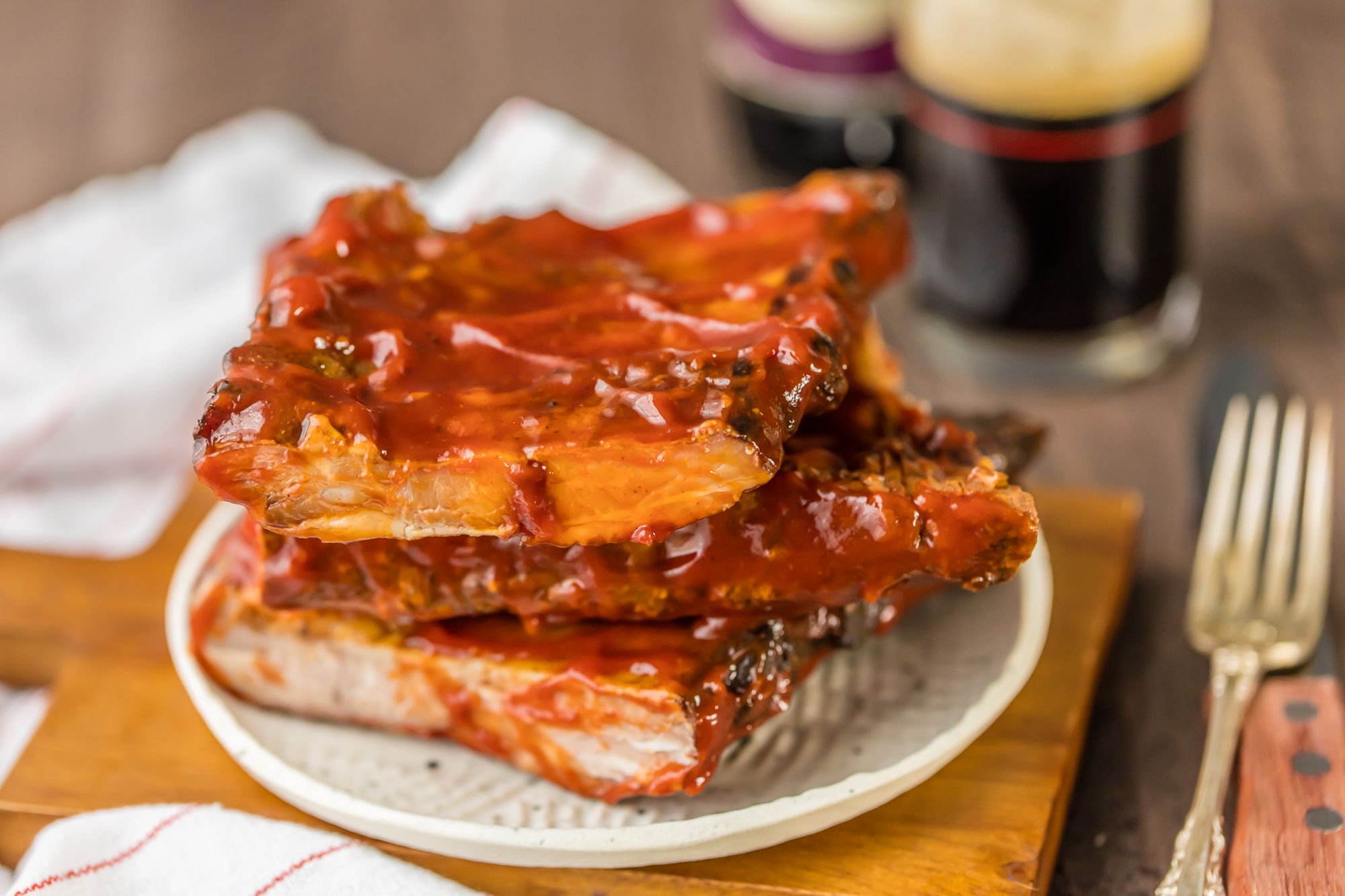 Baby Back Ribs Recipe