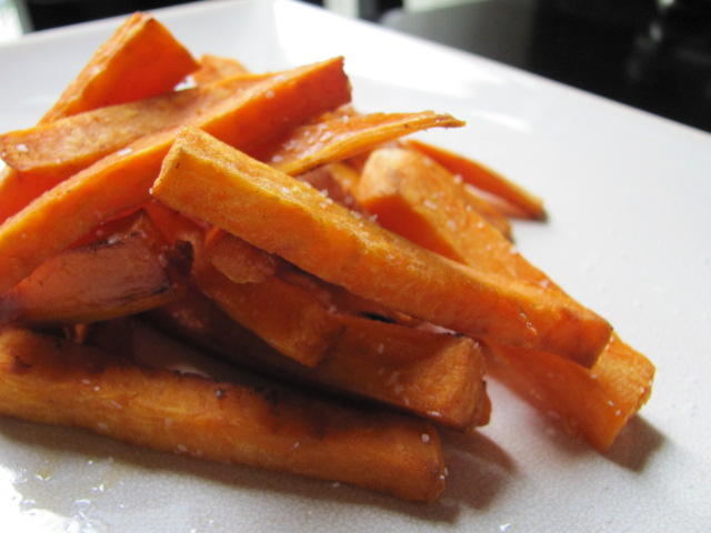 Mean Chef's French Fries Recipe