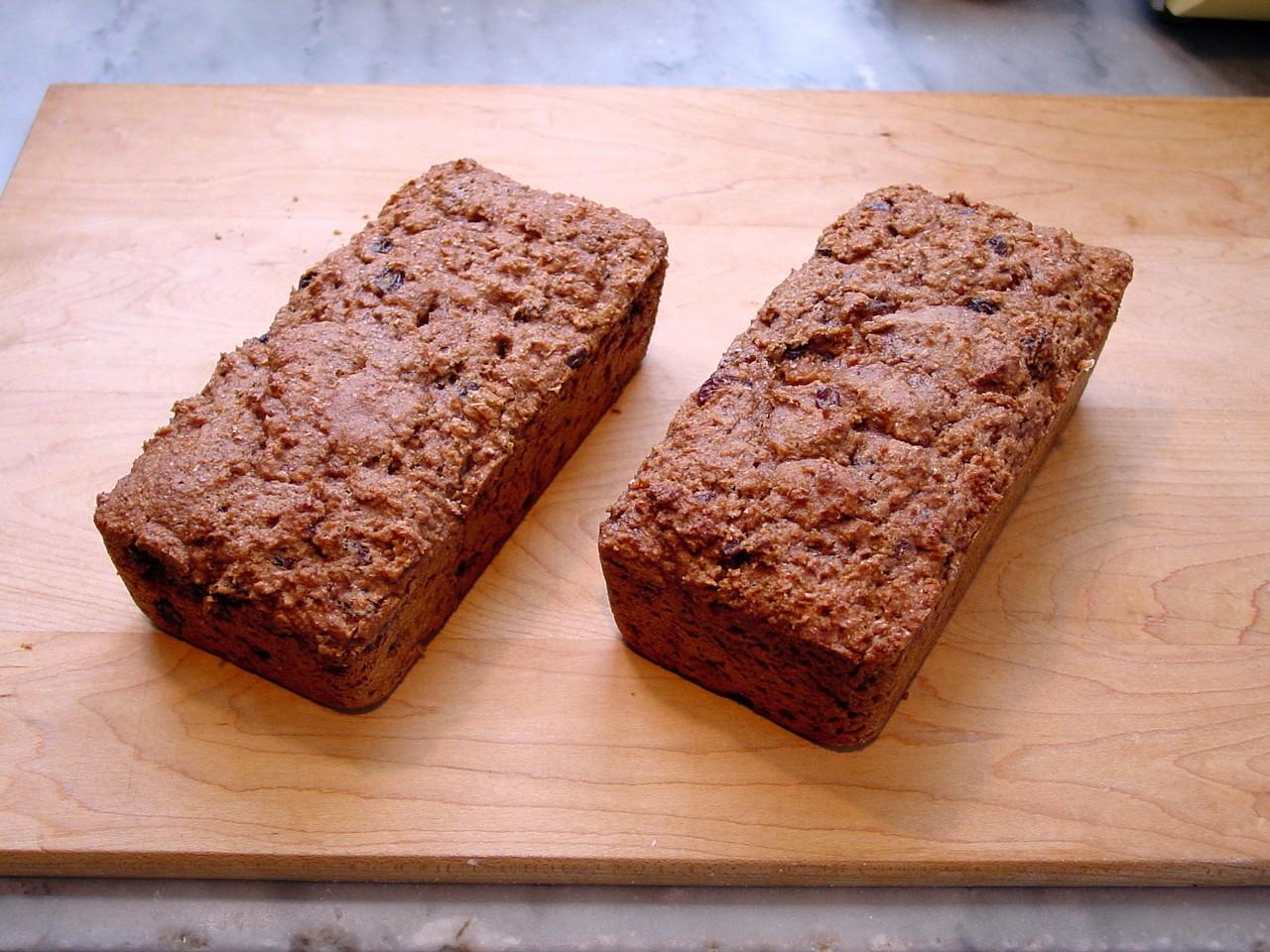 Buttermilk Bran Loaf