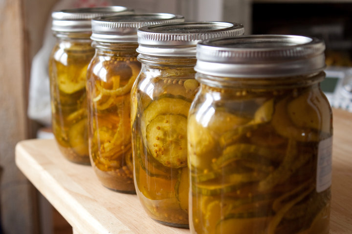 Bread and Butter Pickles Recipe