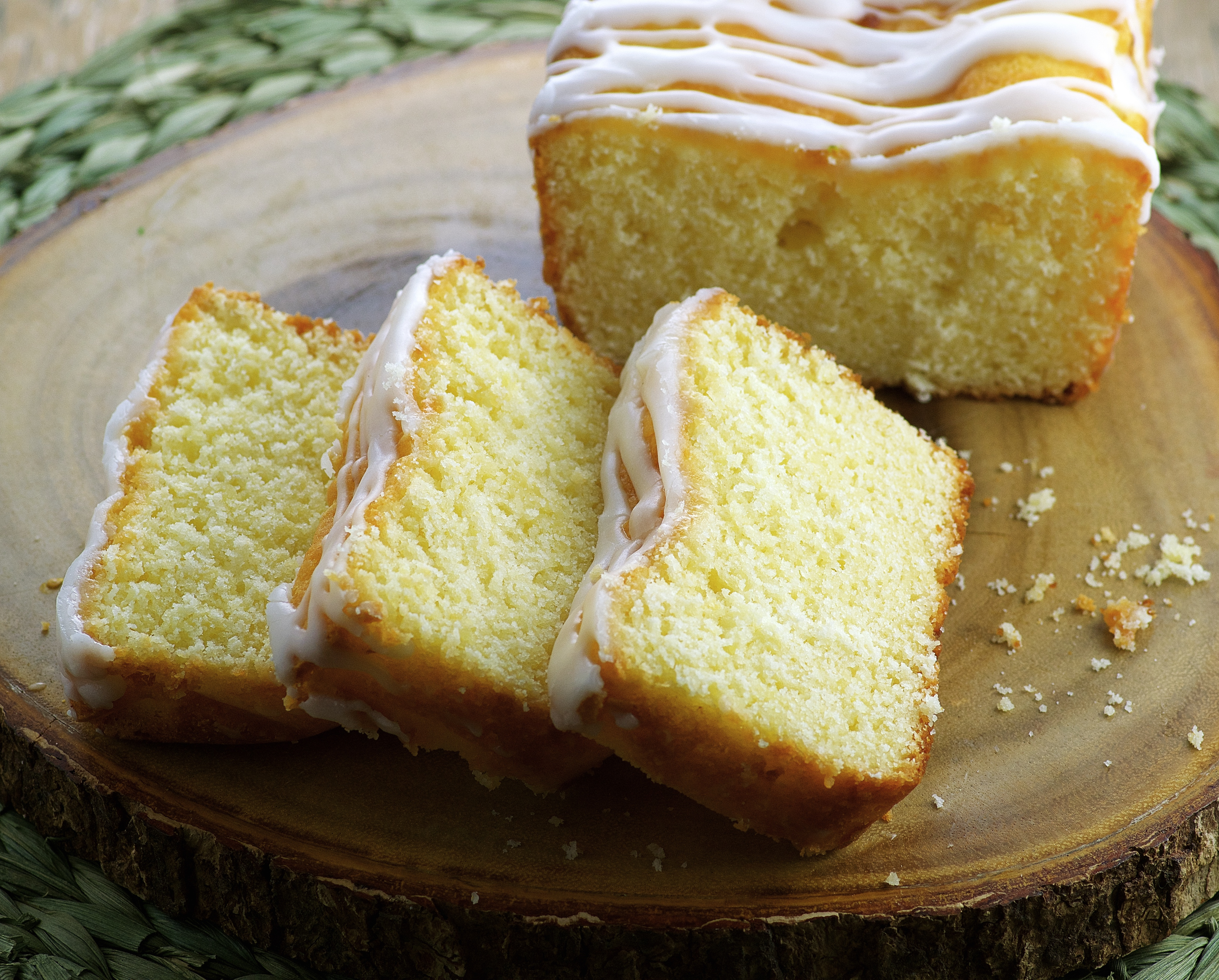 Incredible Lemon Cake