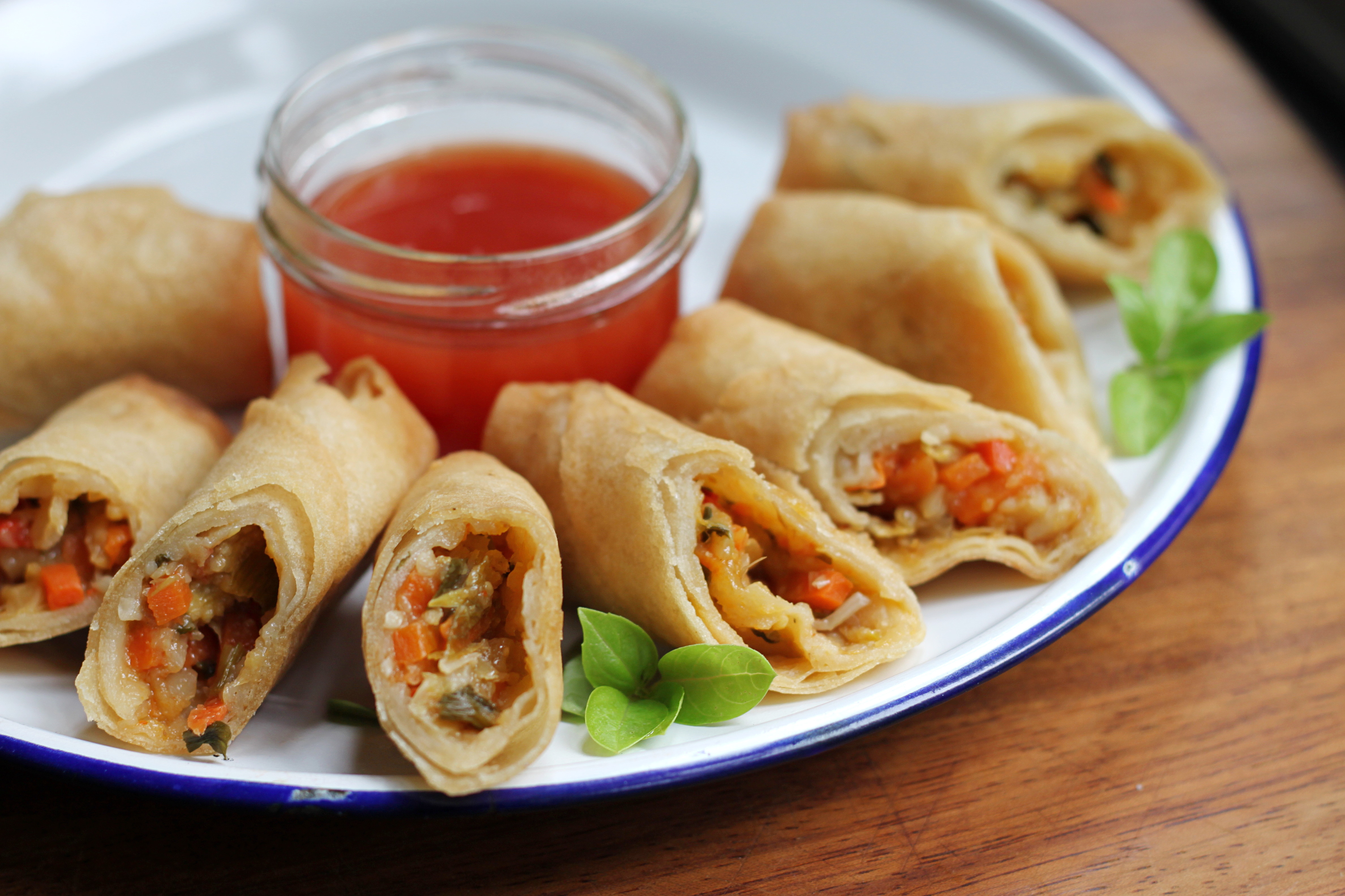 Is It Egg Roll or Eggroll? Recipe