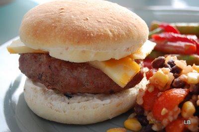 Homemade Hamburger Buns (Bread Machine) Recipe