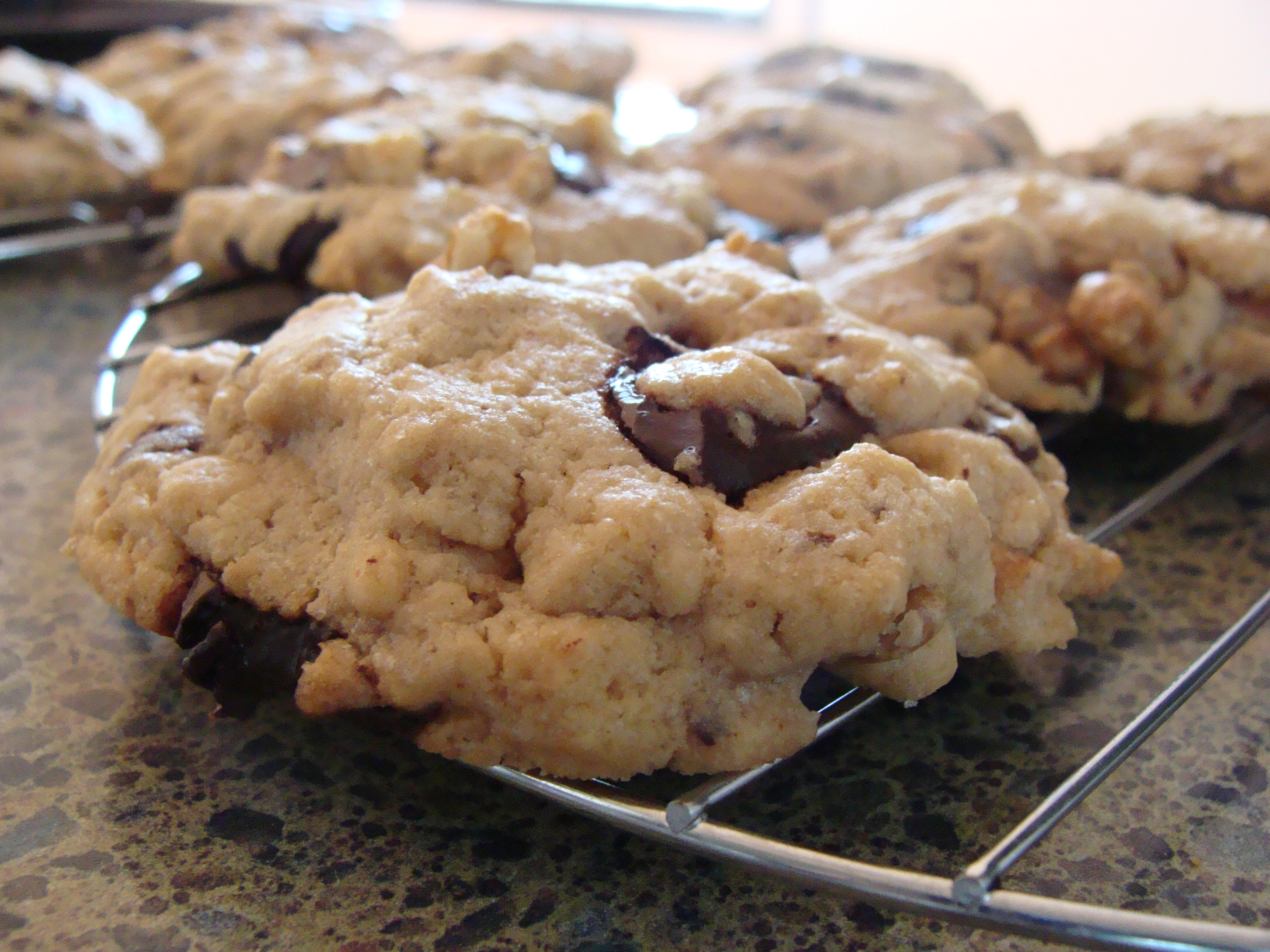 Bakery Style Chewy Chocolate Chip Cookies Recipe