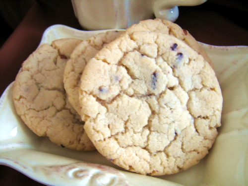 Heloise's Cake Mix Cookies