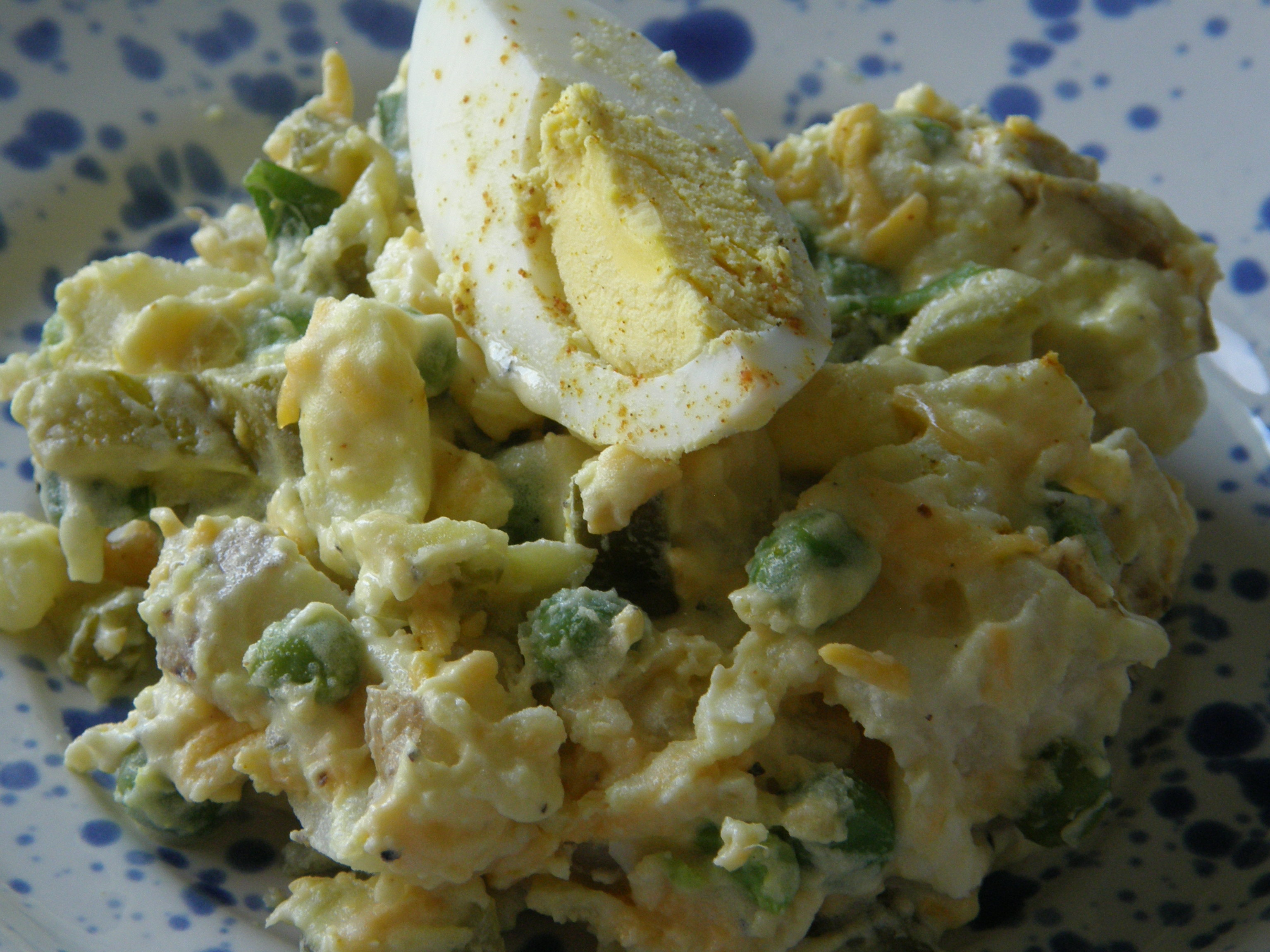 Kittencal's Ranch Potato Salad or Macaroni Salad