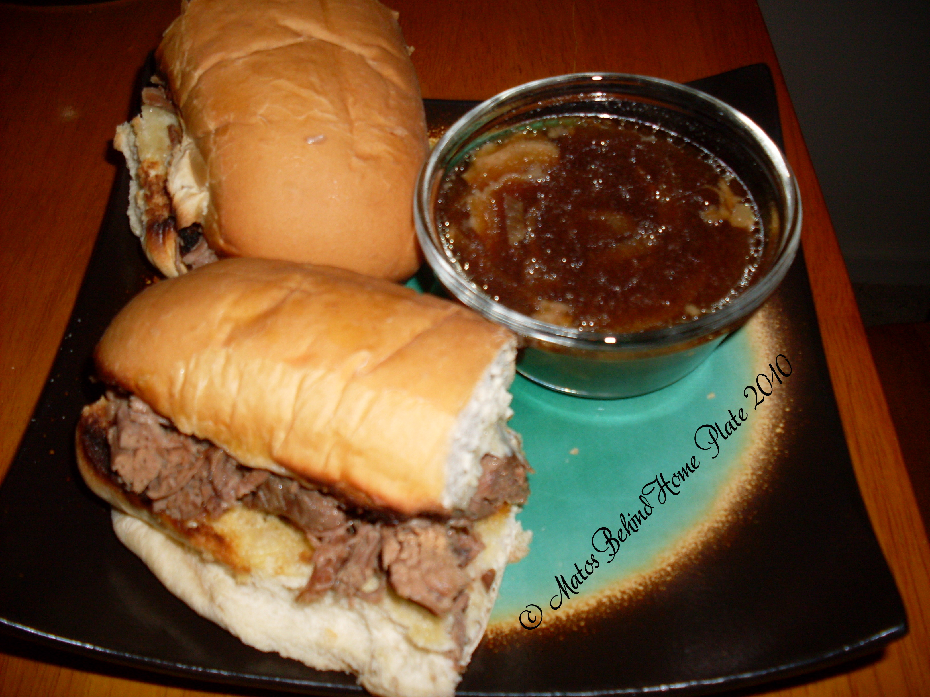 Crock Pot French Dip Roast