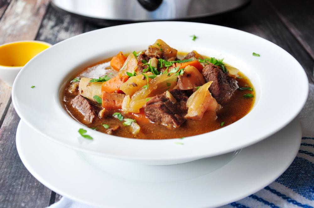Crock-Pot Beef Stew