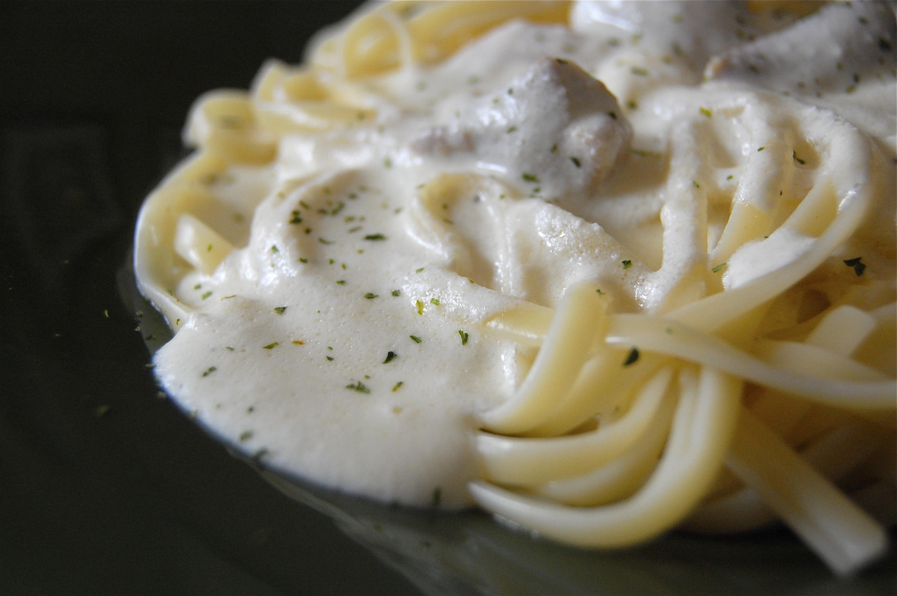 Olive Garden Fettuccine Alfredo Recipe