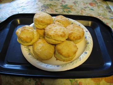 Kentucky Biscuits Recipe