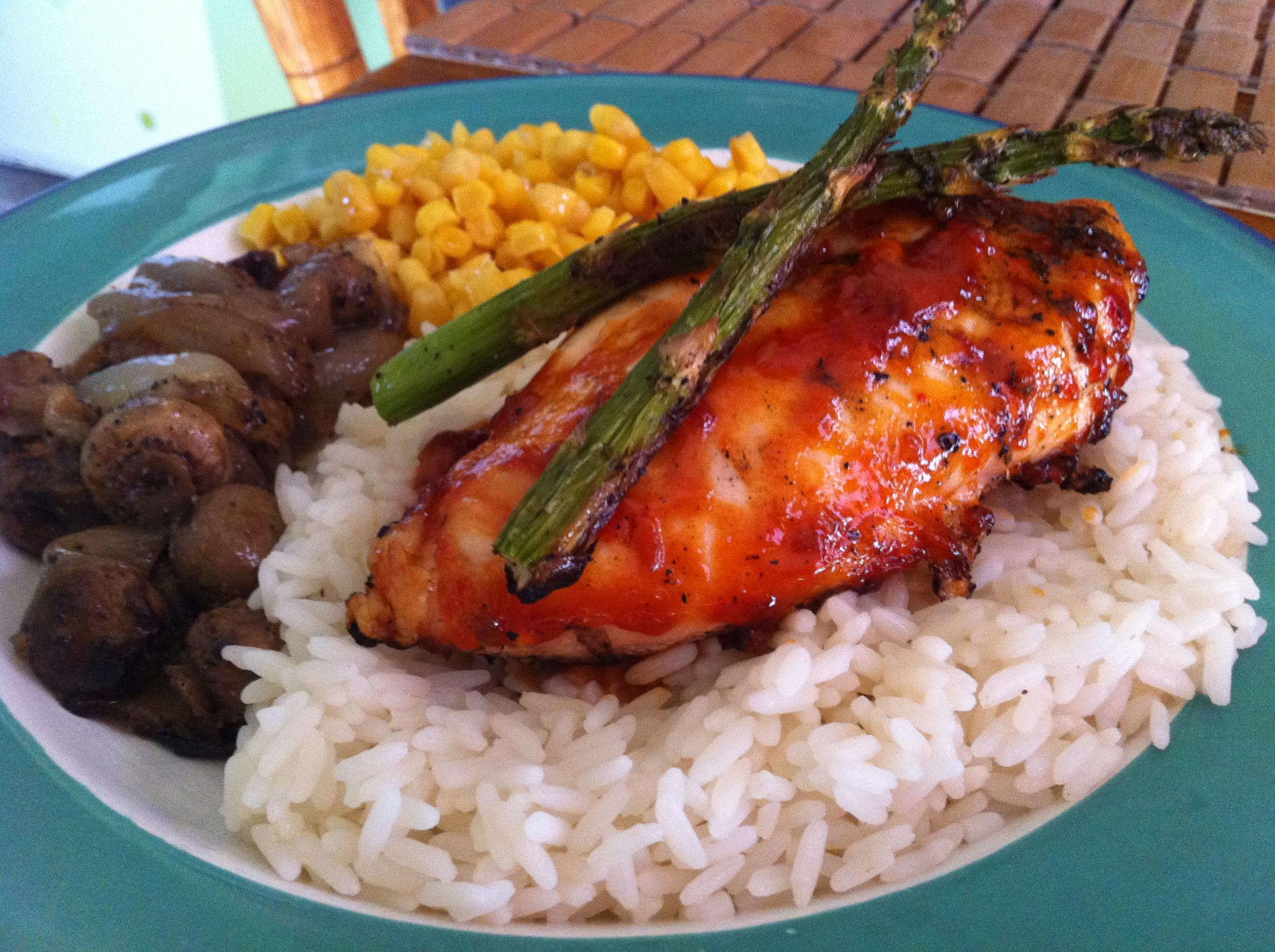 Best Ever BBQ Chicken