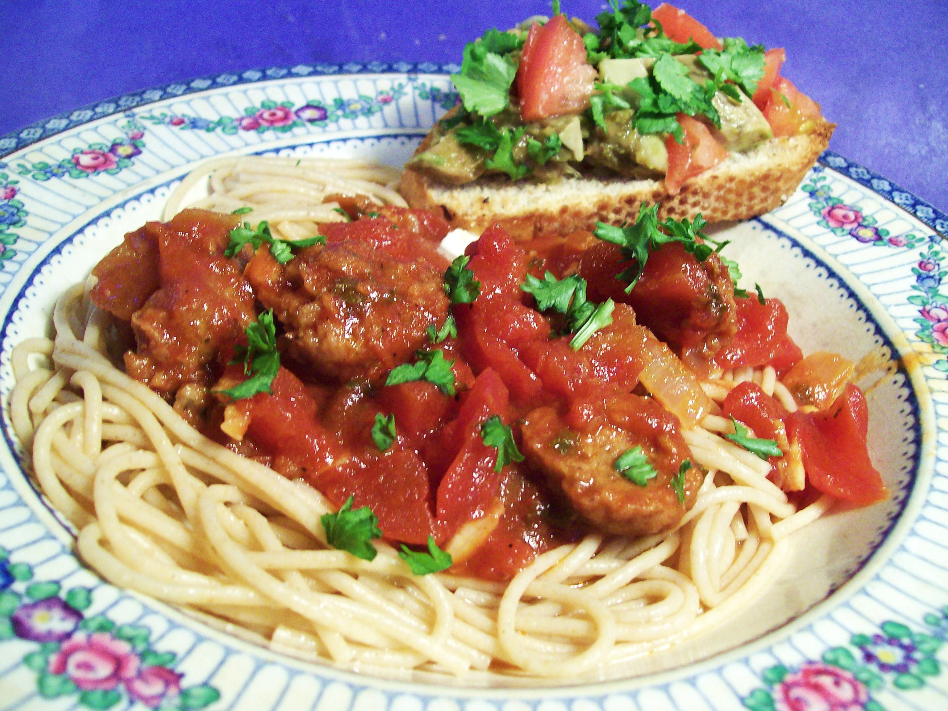 Pasta Sauce #1 Recipe