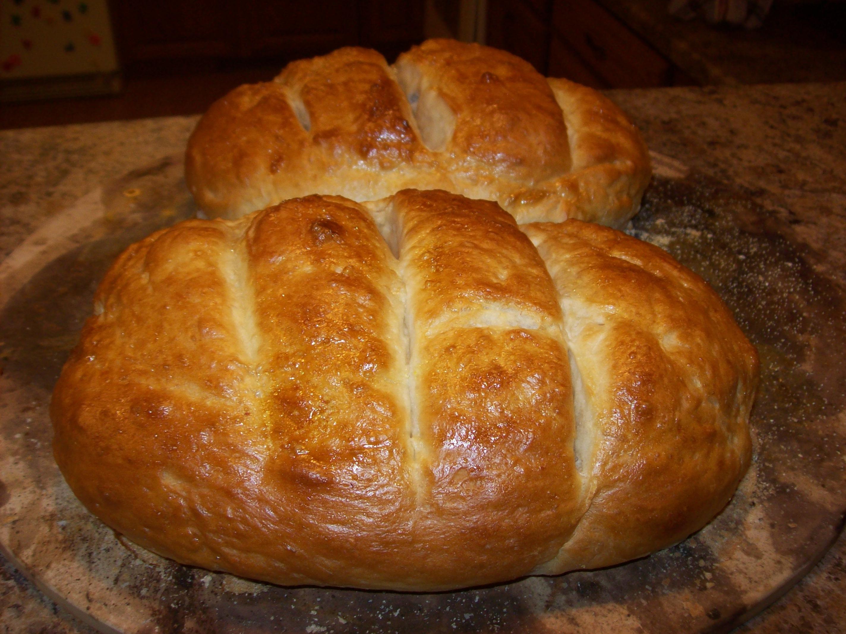 Rustic Italian Bread ABM