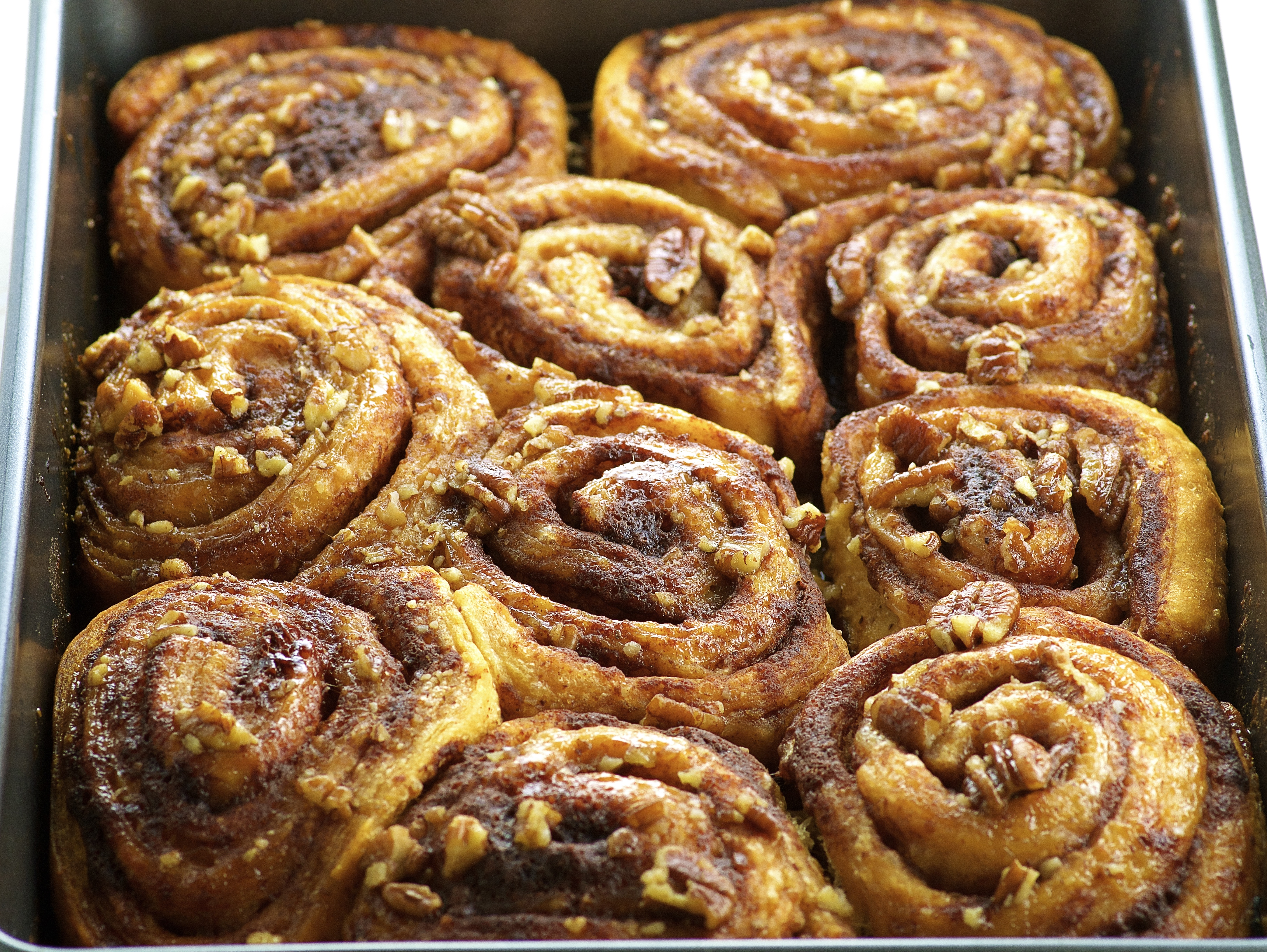 Ooey Gooey Cinnamon Rolls Recipe