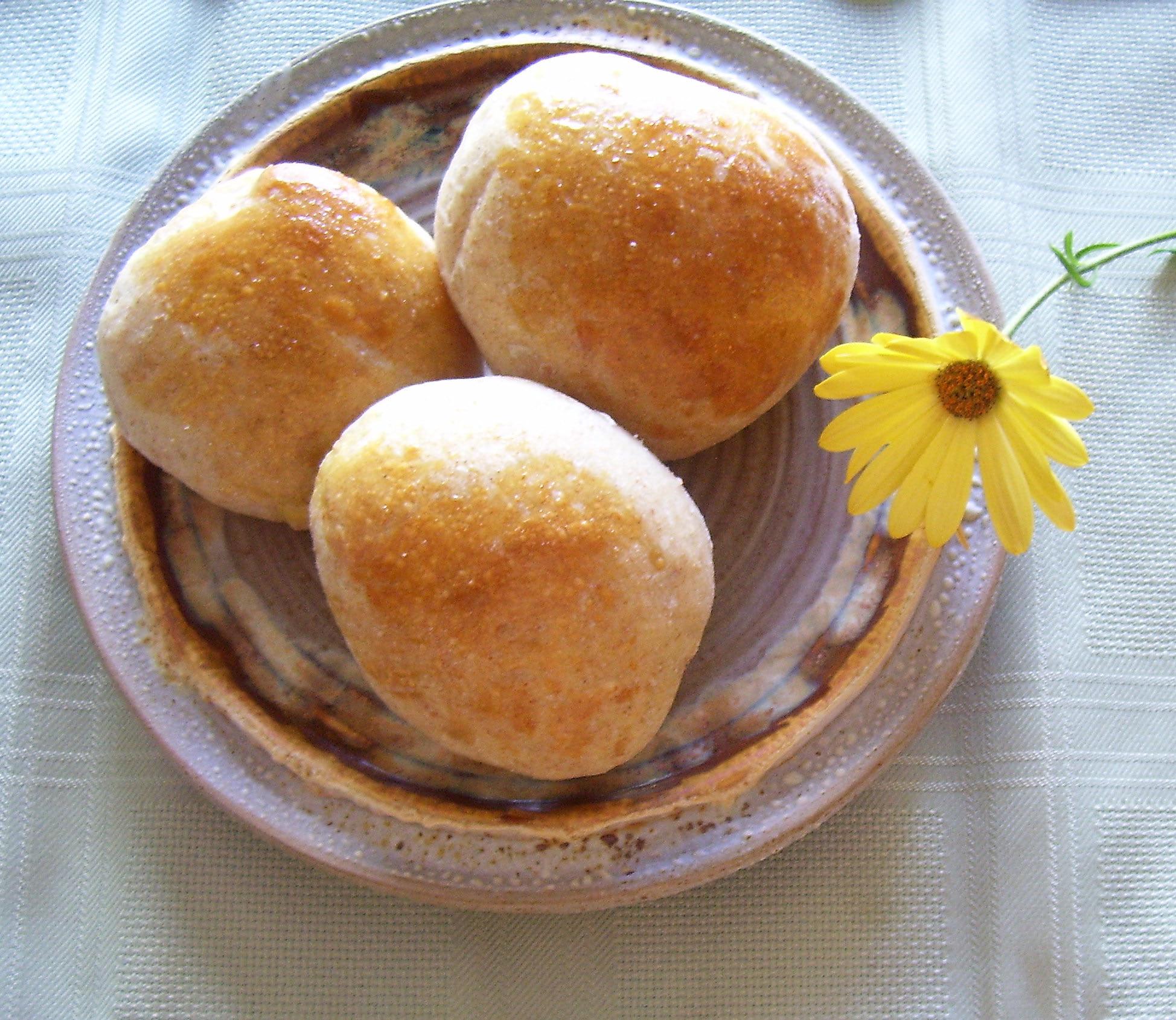 Prize-winning Crusty Rolls (bread Machine Dough Cycle) Recipe